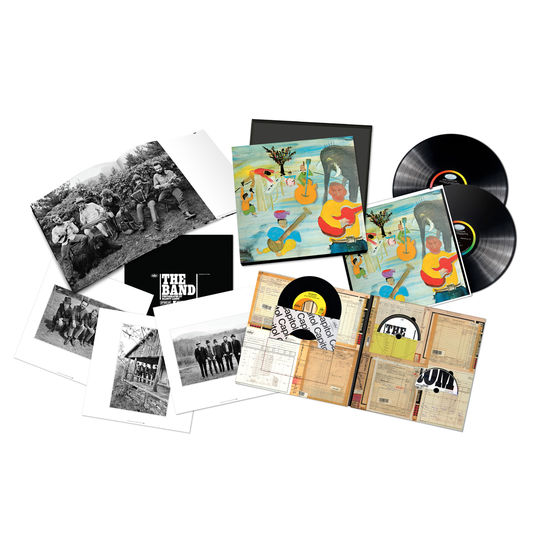 The Band: Music From Big Pink - 50th Anniversary Edition: Super Deluxe
