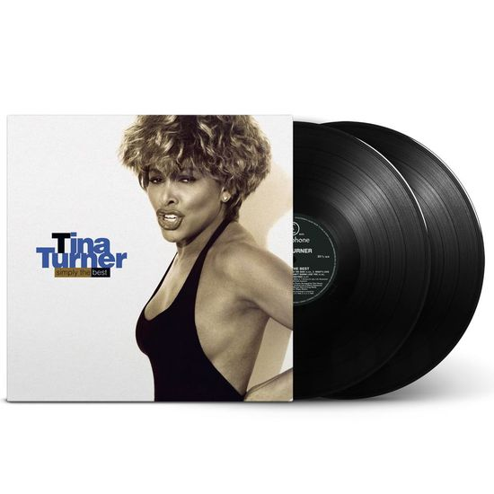 Tina Turner: Simply The Best: Limited Edition Double Vinyl