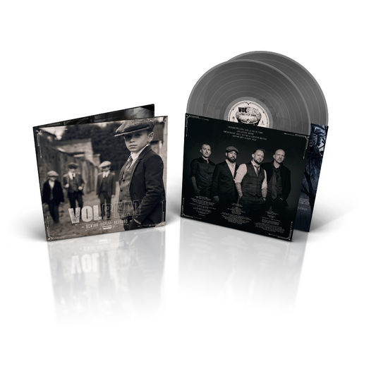 Volbeat: Rewind, Replay, Rebound – Limited Edition Silver 2LP