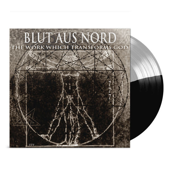 Blut Aus Nord: The Work That transforms God Ultra Clear / Black