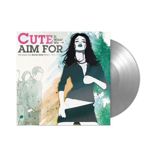 Cute Is What We Aim For: The Same Old Blood Rush: Limited Edition Silver Vinyl
