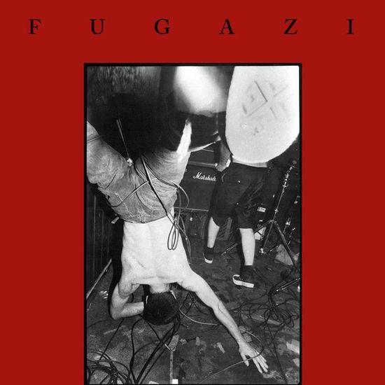 Fugazi: Fugazi: Limited Edition Red Vinyl