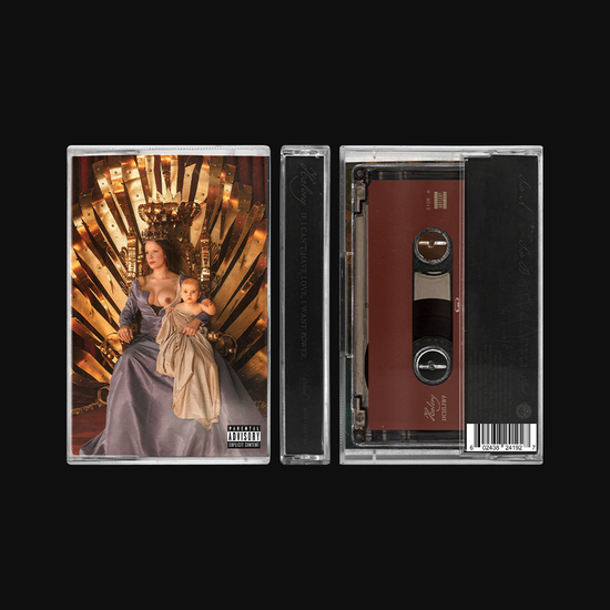 Halsey: If I Can't Have Love, I Want Power - Exclusive Cassette
