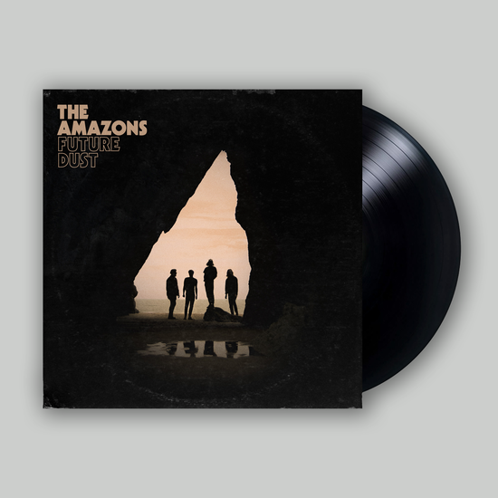 The Amazons: Future Dust - Vinyl LP