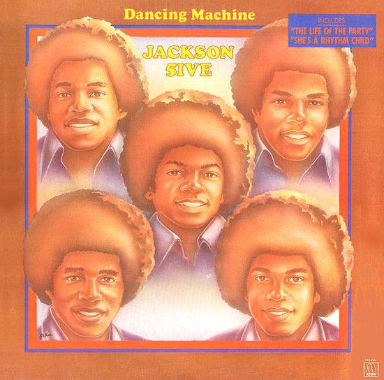 Jackson 5: Dancing Machine: Limited Edition Brown Vinyl