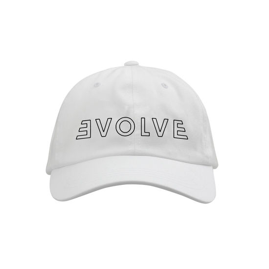 Imagine Dragons: Evolve White Dad Hat
