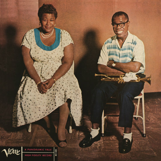 Ella Fitzgerald & Louis Armstrong: Ella and Louis