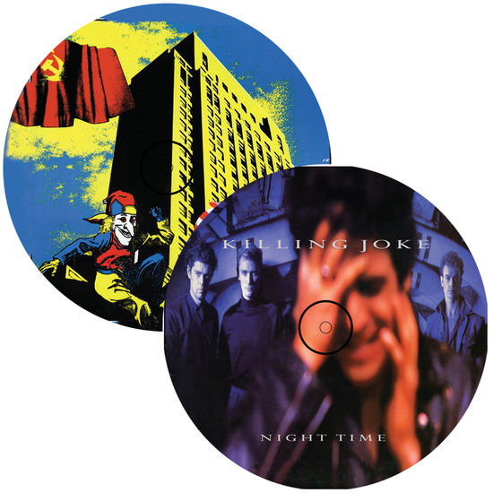 Killing Joke: Night Time: Picture Disc