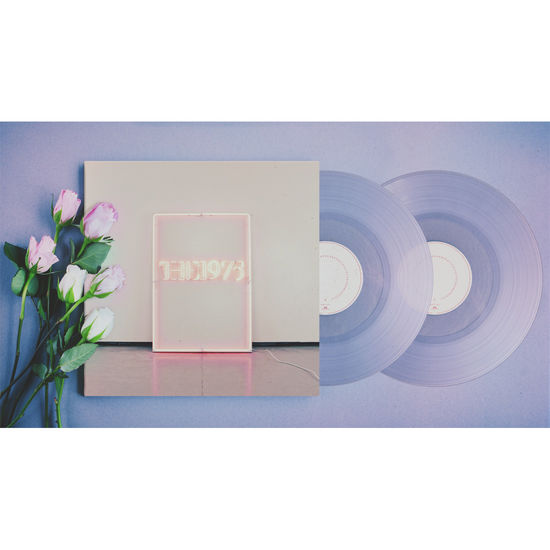 The 1975: I like it when you sleep, for you are so beautiful yet so unaware of it Double LP