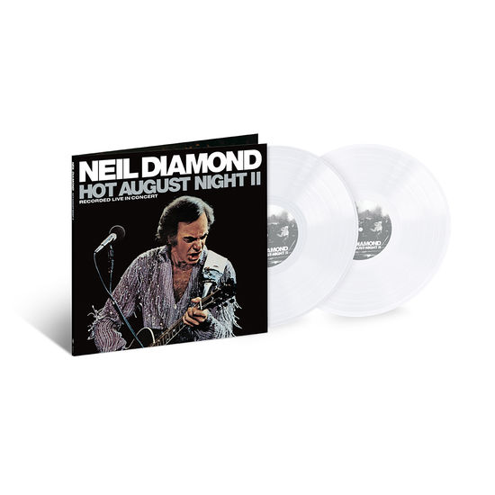 Neil Diamond: Hot August Night II: Exclusive Clear Double Vinyl