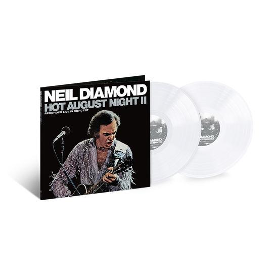 Neil Diamond: Hot August Night II: Exclusive Clear Double Vinyl