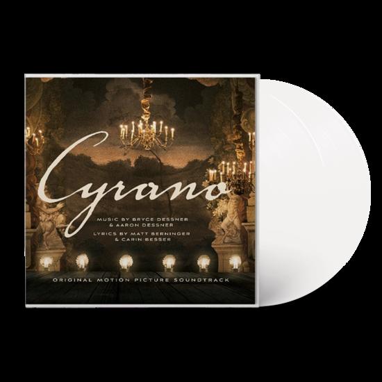 BRYCE DESSNER, AARON DESSNER, CAST OF CYRANO  : Cyrano OST White 2LP