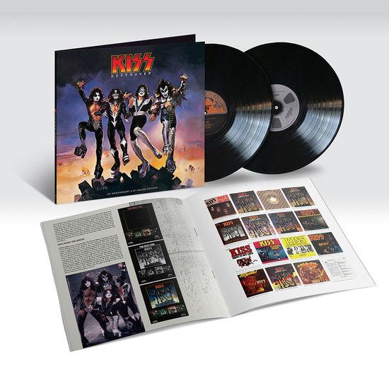 Kiss: Destroyer - 45th Anniversary: Double Vinyl