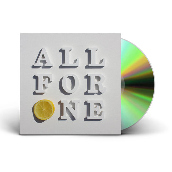 The Stone Roses: All For One CD Single