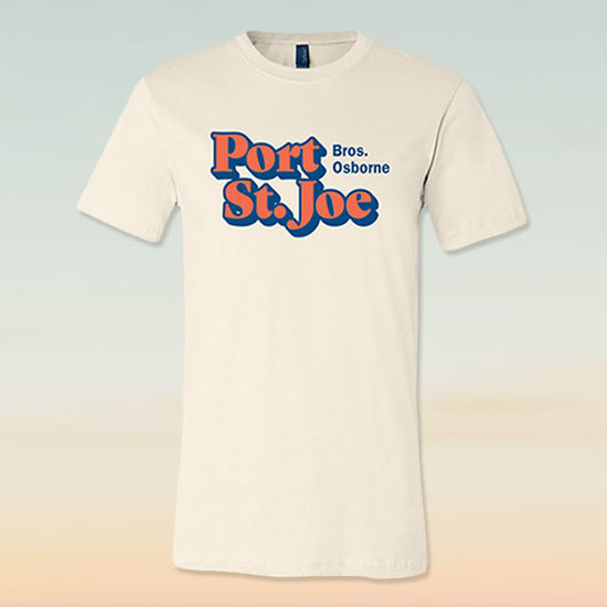 Brothers Osborne: Port Saint Joe T-Shirt