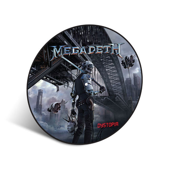 Megadeth: Dystopia: Picture Disc LP