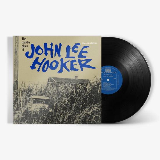 John Lee Hooker: The Country Blues Of John Lee Hooker