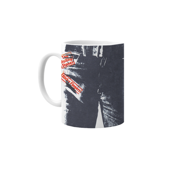 The Rolling Stones: Sticky Finger's  Mug