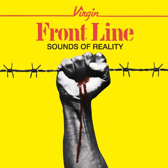 Various Artists: Virgin Front Line Sounds Of Reality (Black History Month): Special Edition Coloured Vinyl 2LP