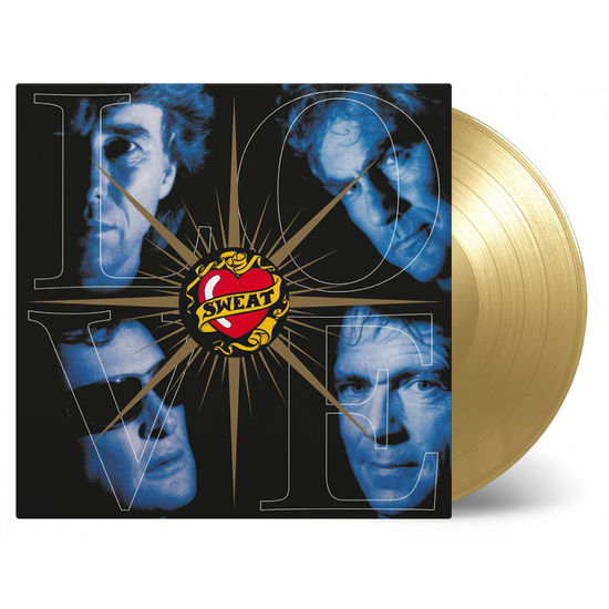 Golden Earring: Love Sweat: Gold Numbered Vinyl