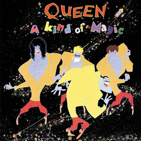 Queen: A Kind Of Magic (Remastered Standard Edition)