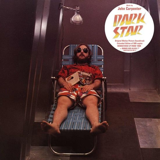 John Carpenter: Dark Star - Original Motion Picture Soundtrack: Coloured Vinyl