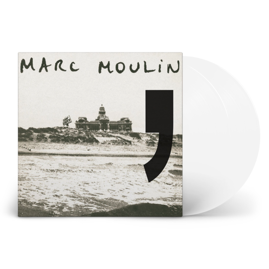 Marc Moulin: Sam Suffy: Limited Edition Translucent Vinyl