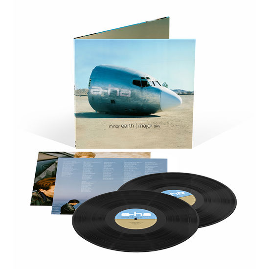 A-Ha: Minor Earth Major Sky: Deluxe Vinyl Edition