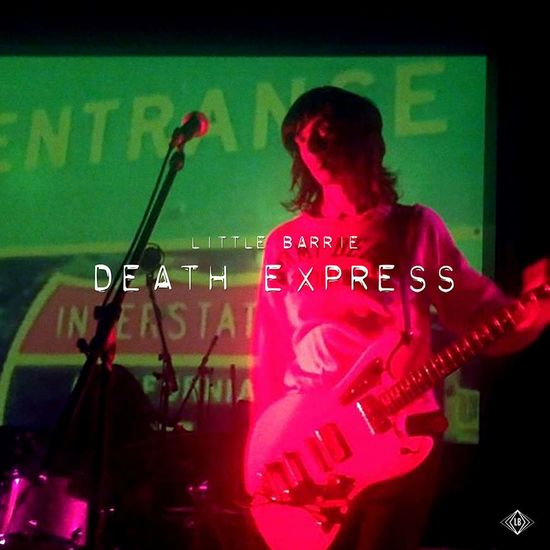 Little Barrie: Death Express: White Vinyl