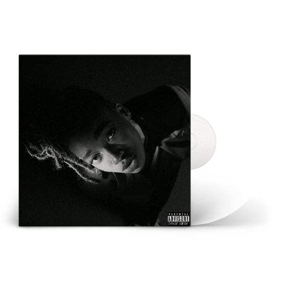 Little Simz: GREY AREA: White Vinyl