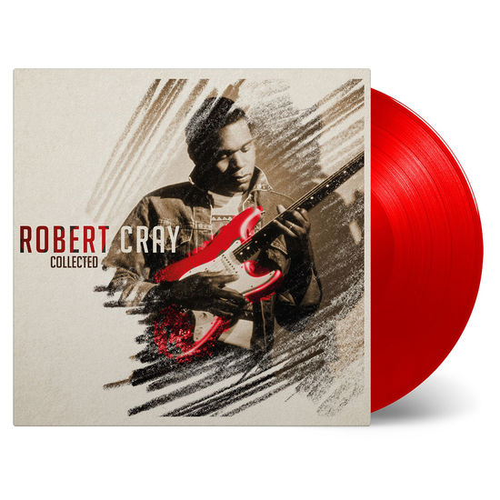 Robert Cray: Collected: Double Red Vinyl
