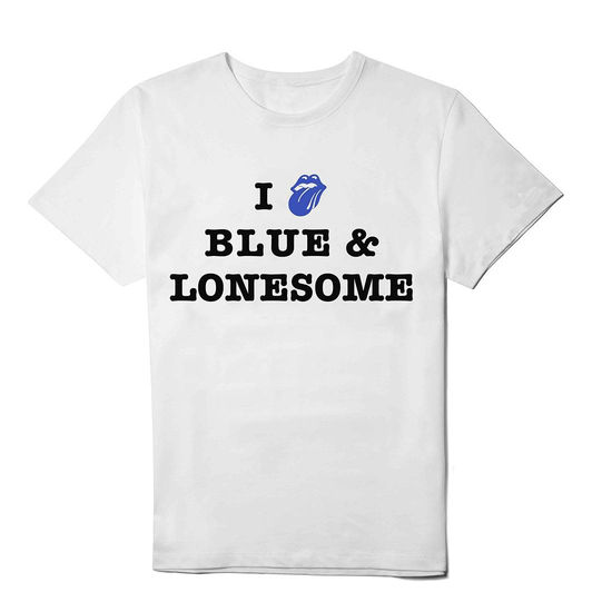 The Rolling Stones: I Am Blue & Lonesome T-Shirt