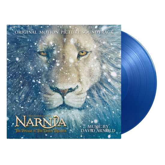 Original Soundtrack: The Chronicles of Narnia: The Voyage of the Dawn Treader: Limited Edition Transparent Blue Vinyl