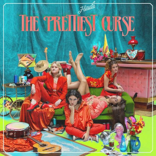 Hinds: The Prettiest Curse: Limited Edition Light Blue Vinyl