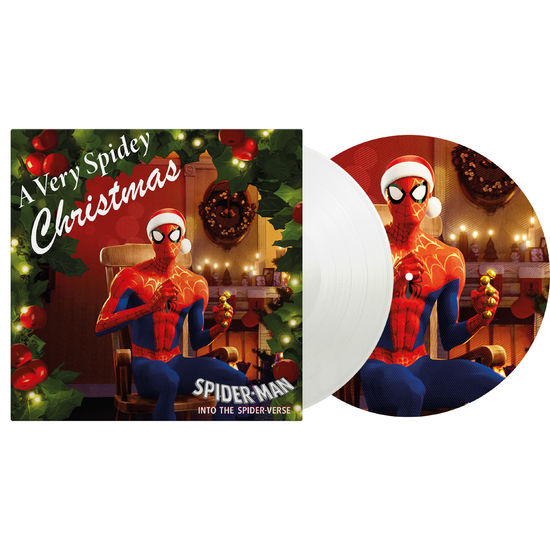 Various Artists: A Very Spidey Christmas: Limited Edition Split Colour & Picture Disc
