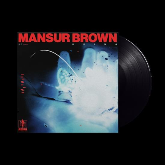 Mansur Brown: HEIWA: Black Vinyl LP