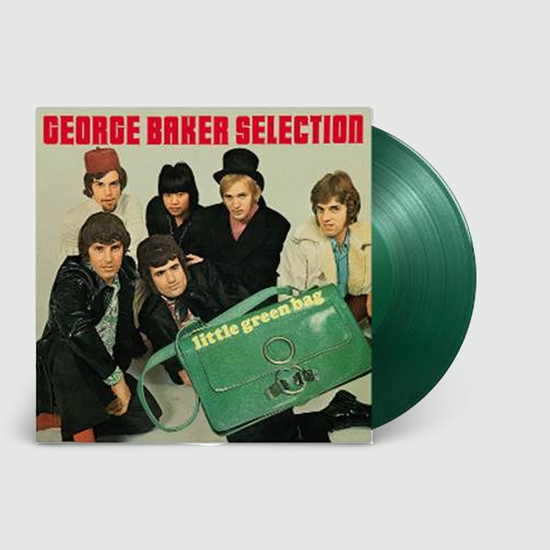 George Baker Selection: Little Green Bag: Limited Edition Translucent Green Vinyl