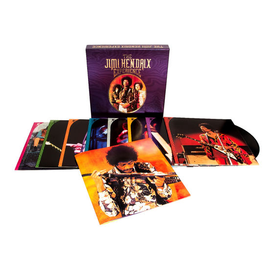 Jimi Hendrix Experience: The Jimi Hendrix Experience: Box Set