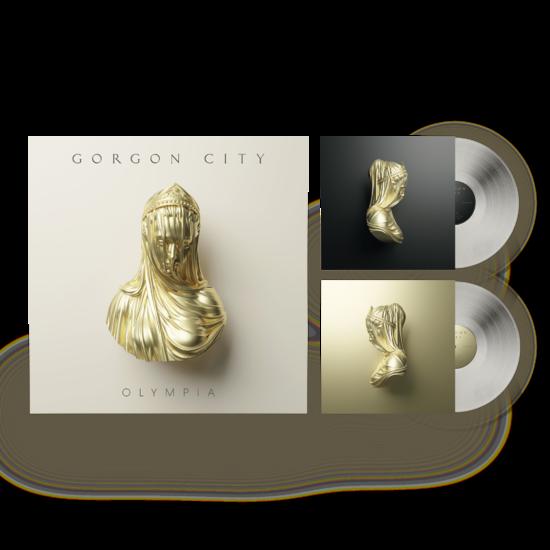Gorgon  City: Signed Olympia Vinyl
