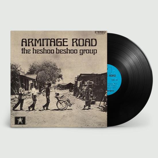 The Heshoo Beshoo Group: Armitage Road