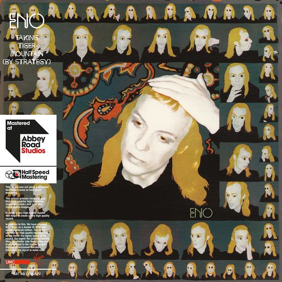 Brian Eno: Taking Tiger Mountain (By Strategy) Half Speed Master
