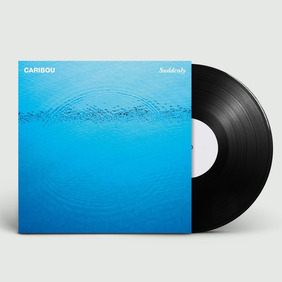 Caribou: Suddenly: Black Vinyl with High Gloss Sleeve