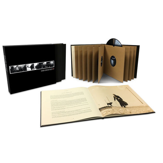 Johnny Cash: Unearthed Box Set