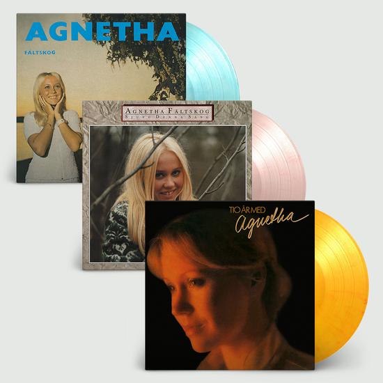 Agnetha Faltskog: Agnetha Faltskog: Limited Edition Vinyl Bundle