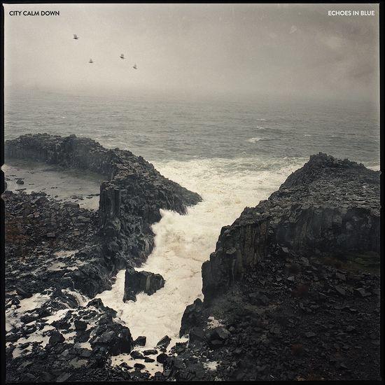 City Calm Down: Echoes In Blue: Blue Vinyl