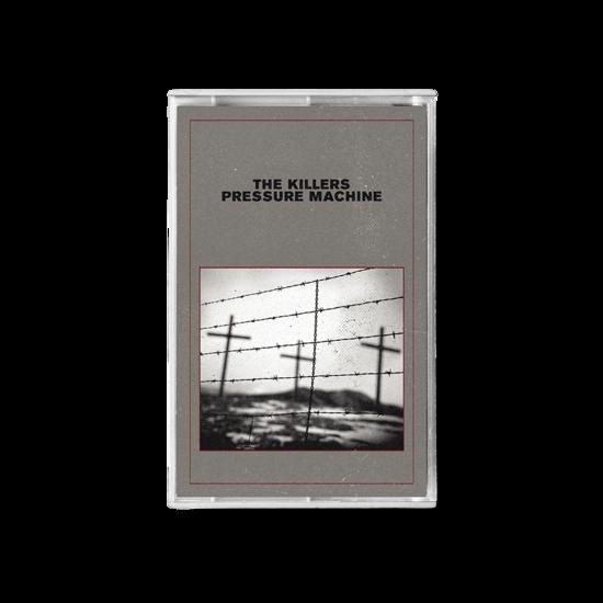 The Killers: PRESSURE MACHINE GREY COVER CASSETTE