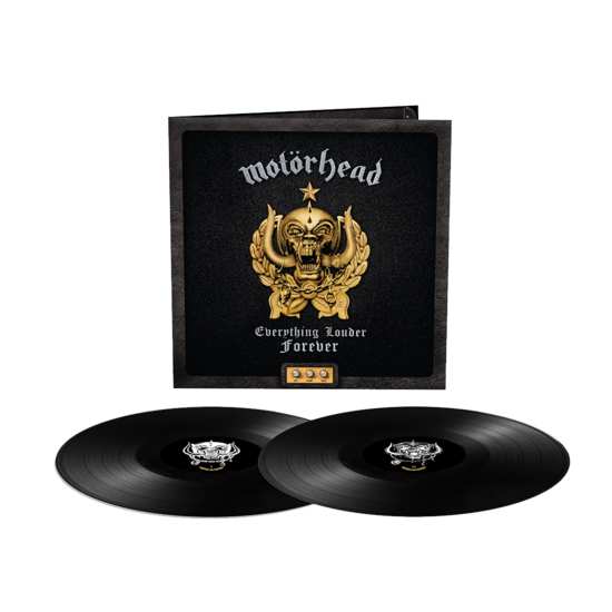 Motörhead: Everything Louder Forever - The Very Best Of: 2LP