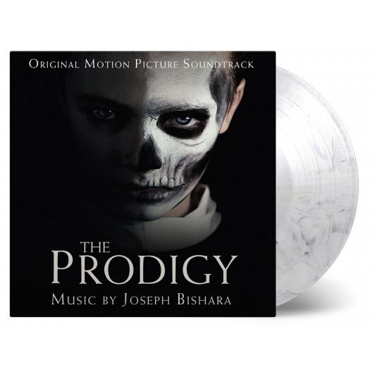 Joseph Bishara: Prodigy Soundtrack Black and White Marbled Vinyl