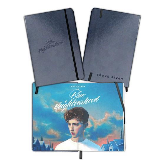 Troye Sivan: Blue Neighbourhood Notebook
