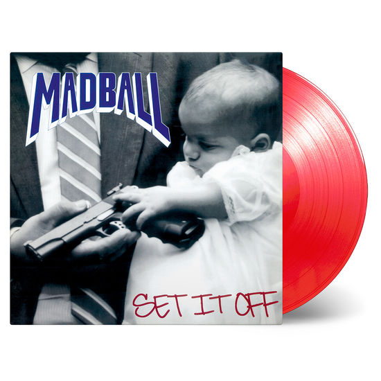 Madball: Set It Off (Red Vinyl)